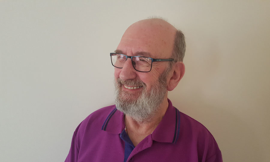 Pete's No Beard Or Hair Cuts 2019 (Colour in December) Challenge for MS Trust
