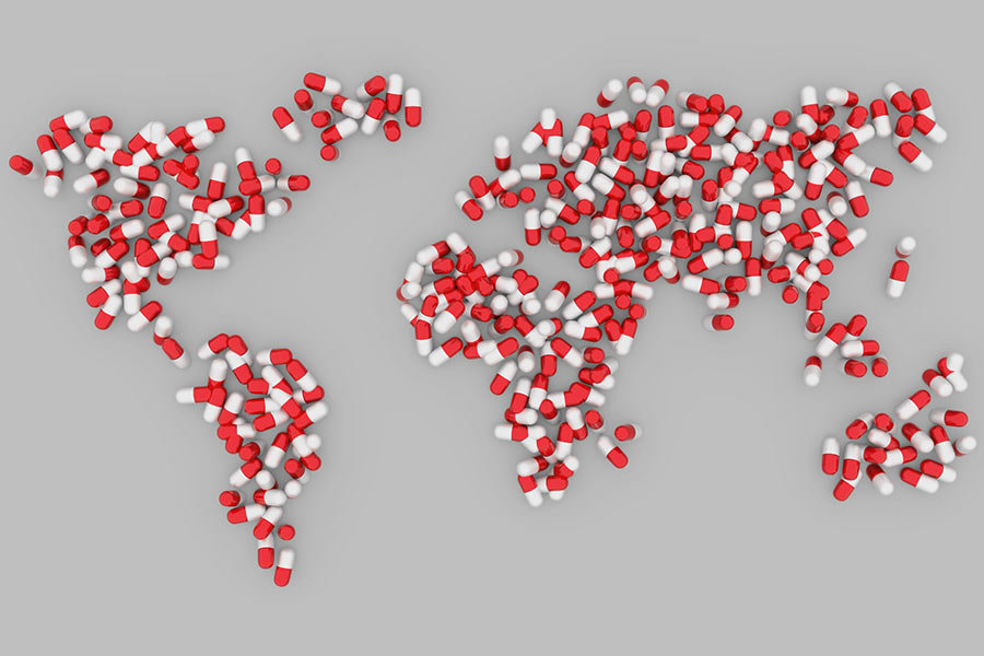Taking medicines abroad